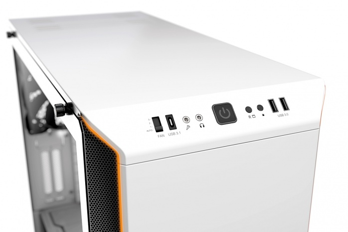 be quiet! svela il Dark Base 700 White Edition 3