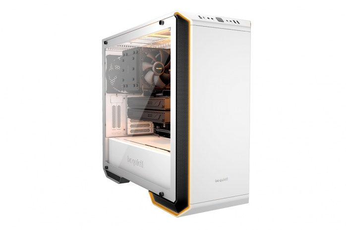be quiet! svela il Dark Base 700 White Edition 1