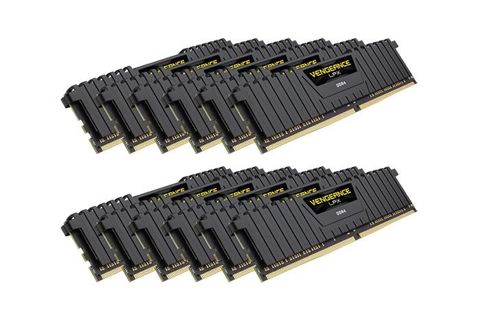 CORSAIR svela nuovi kit di memorie per lo Xeon W-3175X 1