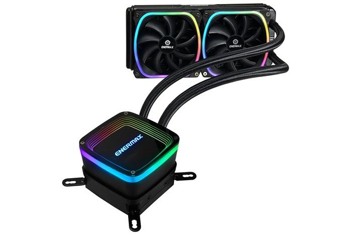 ENERMAX presenta nuovi prodotti con ventole SquA RGB 5