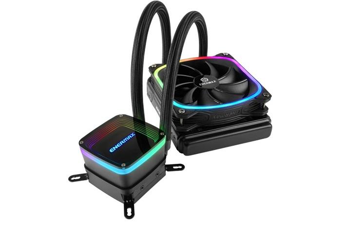 ENERMAX presenta nuovi prodotti con ventole SquA RGB 6