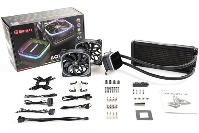 ENERMAX presenta nuovi prodotti con ventole SquA RGB 7