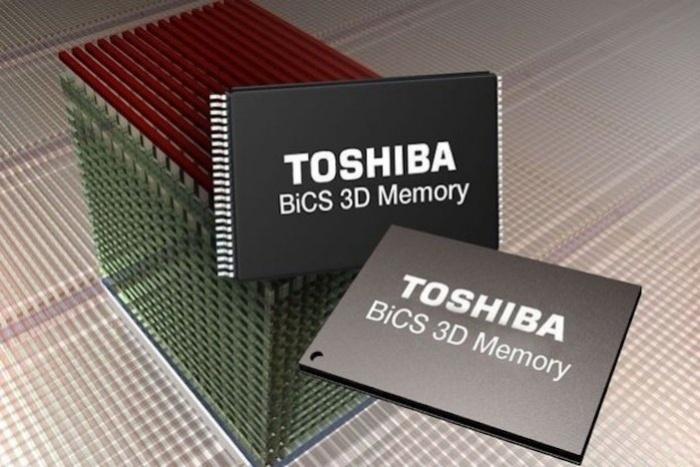 Toshiba pronta a lanciare NAND Flash a 128 strati 1