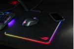 Prestazioni elevate e sistema di illuminazione personalizzabile AURA Sync per le nuove periferiche gaming di ASUS.