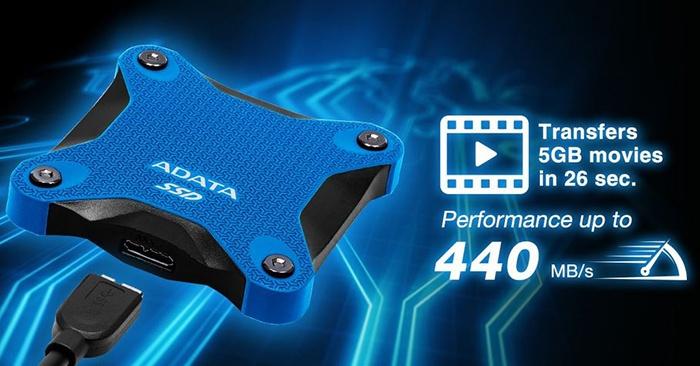 ADATA lancia gli SD600Q 2