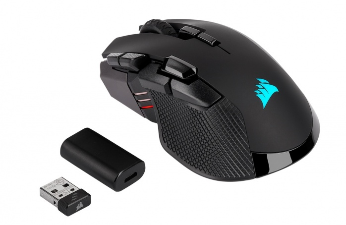 CORSAIR presenta due nuovi mouse ad alte prestazioni 1