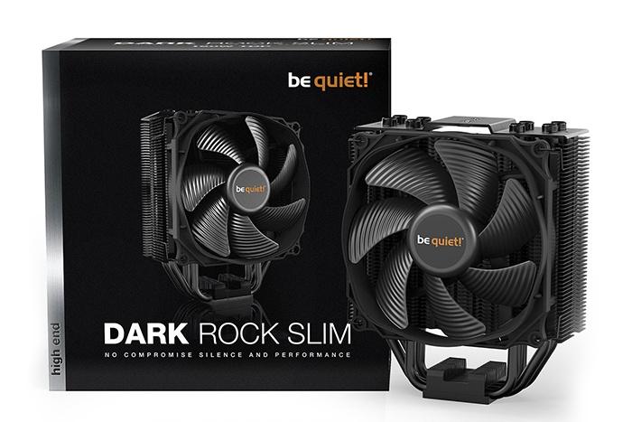 Il be quiet! Dark Rock presto in versione Slim 5