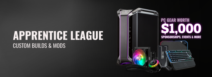Cooler Master lancia le Case Mod World Series 2019 4