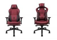 Vera pelle e colori esclusivi per le nuove sedie gaming di fascia alta.