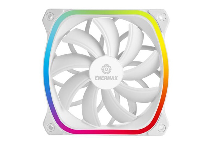 ENERMAX introduce le SquA RGB White 3