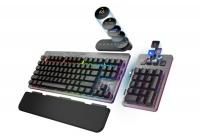 Da oggi disponibile in preordine la tastiera gaming più innovativa e personalizzabile del momento.