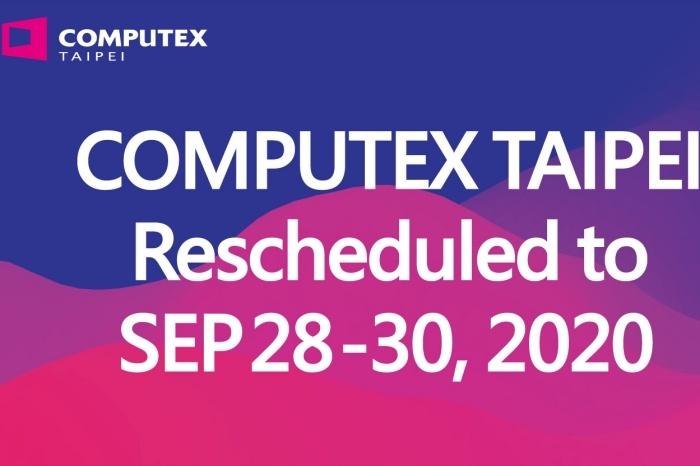 Il Computex 2020 rimandato a settembre 1