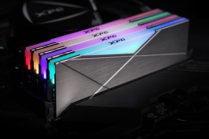 ADATA annuncia le XPG SPECTRIX D50 DDR4 RGB 1