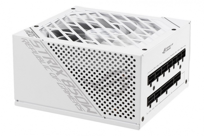 ASUS svela il ROG Strix 850W White Edition 3