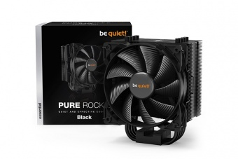 be quiet! annuncia il Pure Rock 2 5