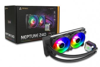 Antec rende disponibili gli AiO Neptune 5