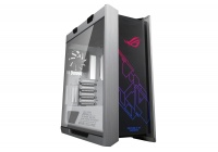 Il case gaming top di gamma targato Republic of Gamers si tinge di bianco, almeno internamente ...