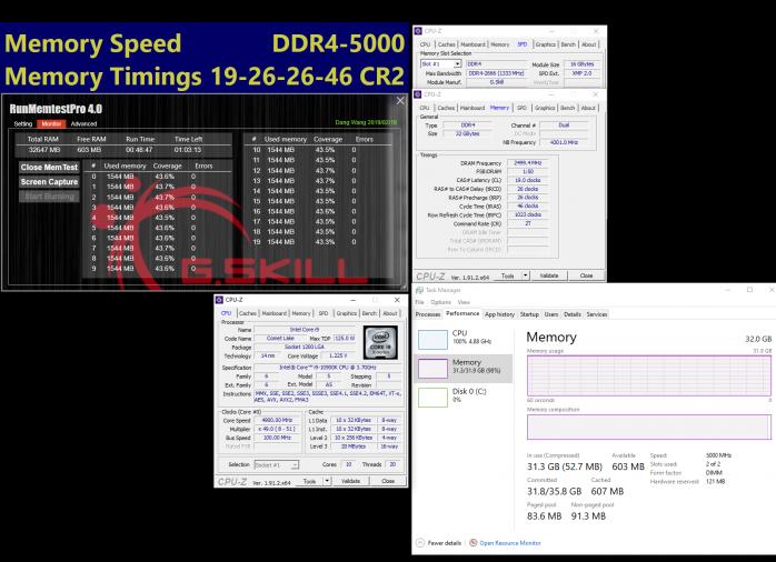 Nuovi kit di DDR4 e nuovi WR per G.SKILL 5