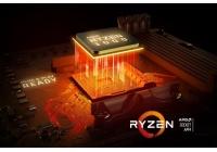 I Matisse refresh Ryzen 9 3900XT, Ryzen 7 3800XT e Ryzen 5 3600XT arriveranno i primi di luglio con frequenze operative più alte.
