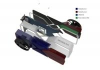 Sistema di raffreddamento e PCB comune per i tre modelli top di gamma basati su GPU NVIDIA GA102.