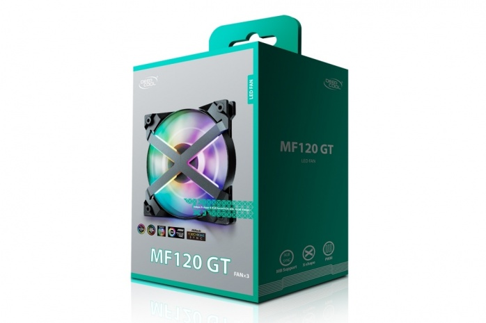 DEEPCOOL lancia le MF120 GT ARGB 5