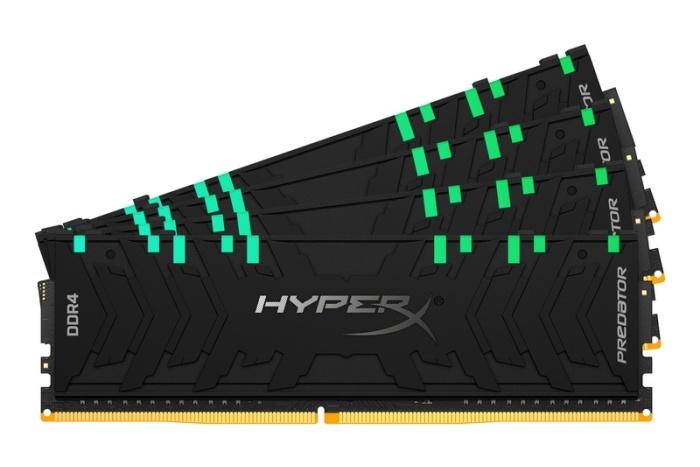 HyperX aggiorna la sua offerta di memorie RGB 1