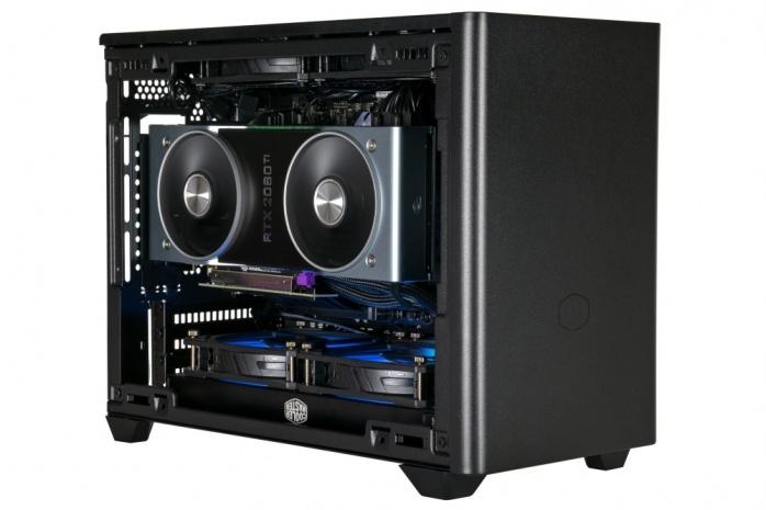 Cooler Master presenta i MasterBox NR200 e NR200P 5