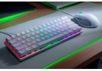 La prima tastiera Razer con fattore di forma del 60% realizzata con i feedback degli utenti.