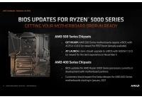 Disponibili per il download i BIOS per i chipset A520, B550 e X570, con supporto ufficiale a Ryzen 5000.