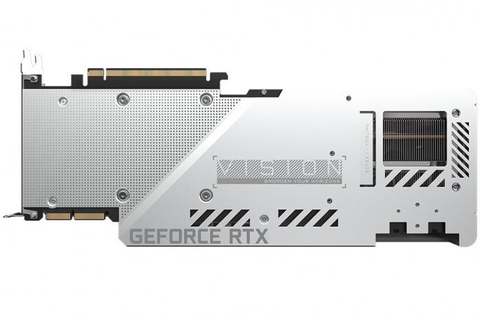 GIGABYTE svela la RTX 3090 VISION OC 2
