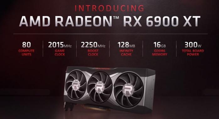 AMD presenta ufficialmente le RX 6000 Big Navi 4