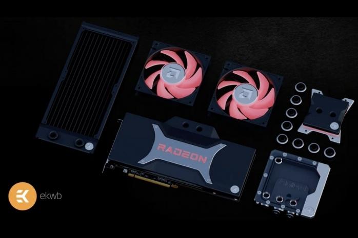 EK Water Blocks raffredda il nuovo ecosistema AMD 1