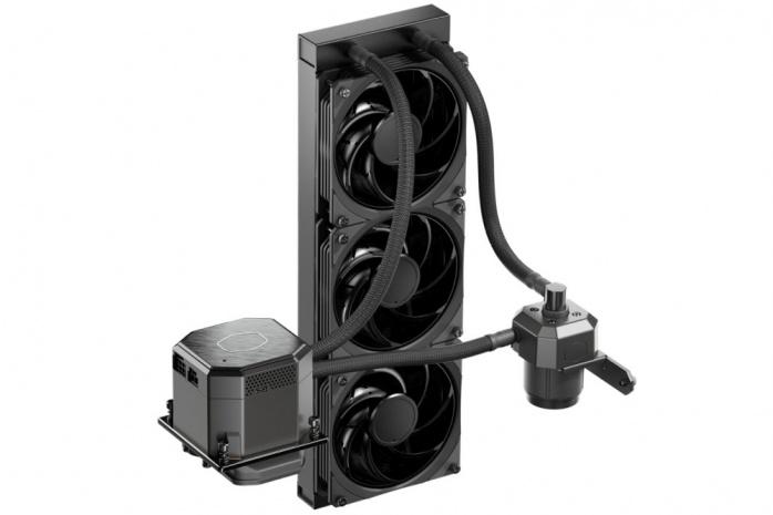 Cooler Master svela il MasterLiquid ML360 Sub-Zero 2