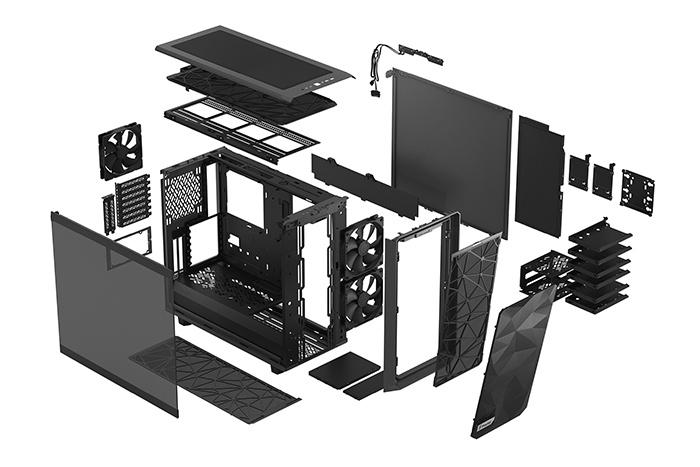 Fractal Design lancia i Meshify 2 2