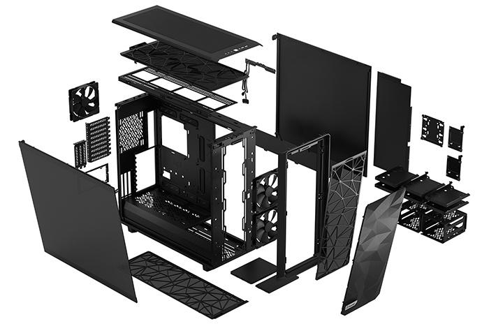 Fractal Design lancia i Meshify 2 6