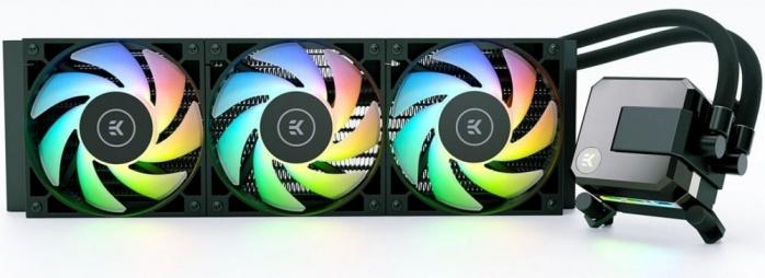 EKWB annuncia l'EK-AIO Elite 360 D-RGB 5