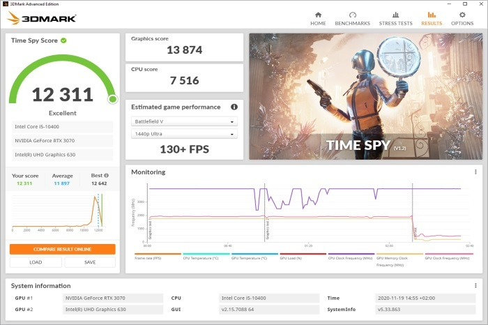 UL Benchmarks aggiorna 3DMark 1