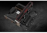 200MHz di ulteriore boost per il clock della GPU rispetto alla RX 6800 XT a patto, ovviamente, di metterla sotto LN2.