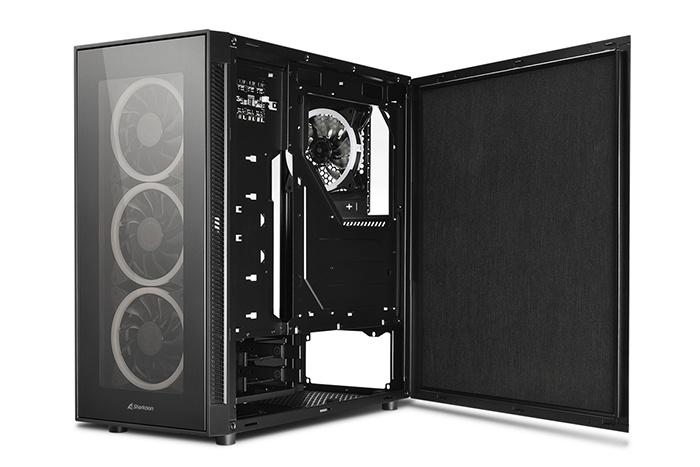 Sharkoon annuncia il TG5 RGB Silent PCGH Edition 4