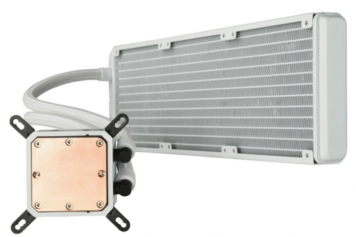 ENERMAX presenta il LIQMAX III 360 ARGB White 2