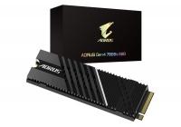 Il nuovo SSD è equipaggiato con controller Phison E18 e NAND Flash TLC per una velocità di picco pari a 7000 MB/s.