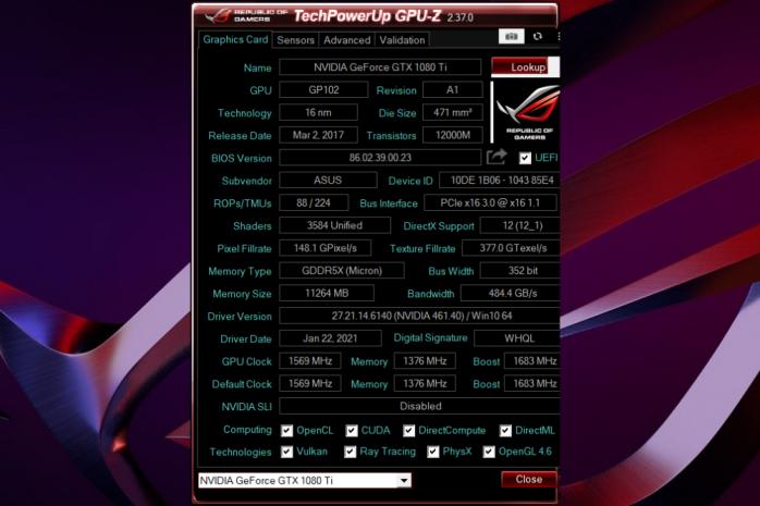 TechPowerUP rilascia GPU-Z 2.37.0 1