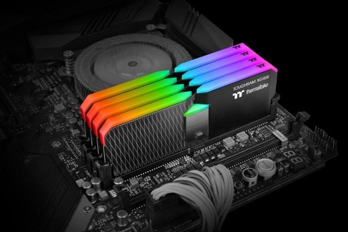 Thermaltake lancia le TOUGHRAM XG RGB 1