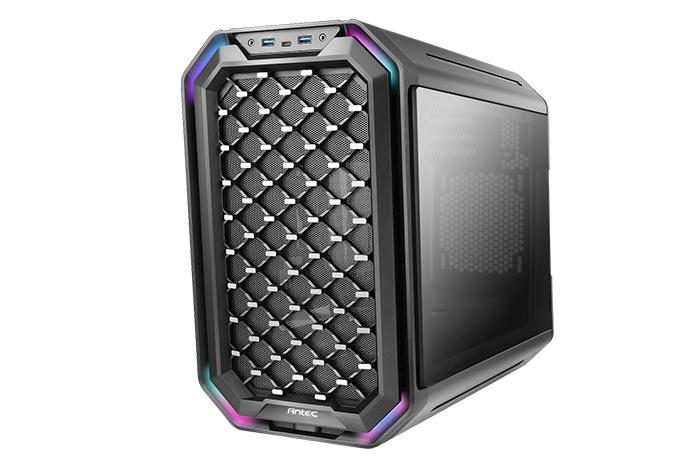 Antec presenta il Dark Cube 2