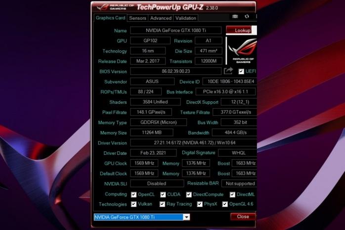 TechPowerUp rende disponibile GPU-Z 2.38.0 1