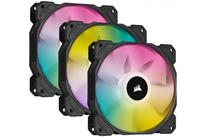 CORSAIR annuncia le iCUE SP RGB ELITE 6