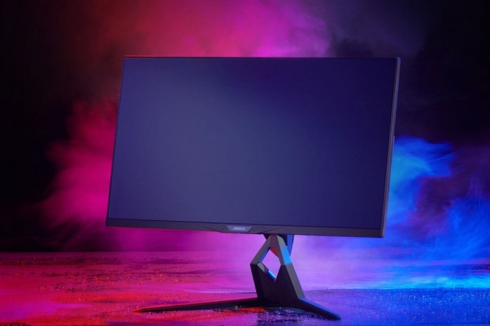GIGABYTE svela i suoi monitor gaming 4K 1