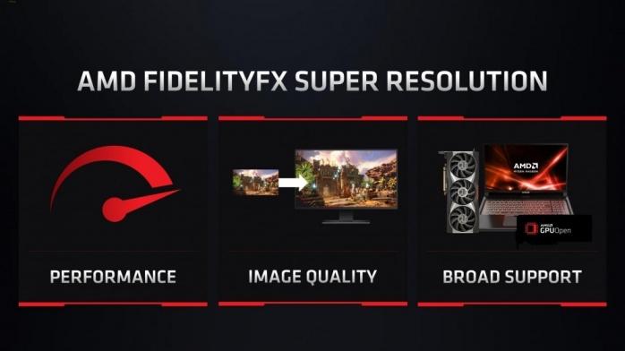 AMD FidelityFX Super Resolution debutterà il 22 giugno 5