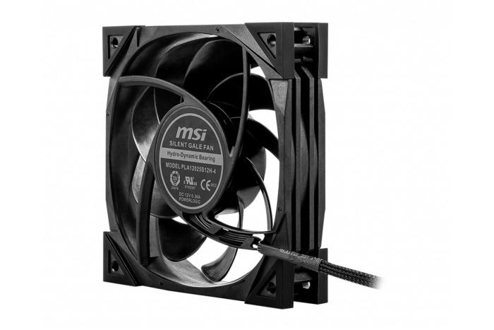 MSI announces the MEG SILENT GALE P12 3