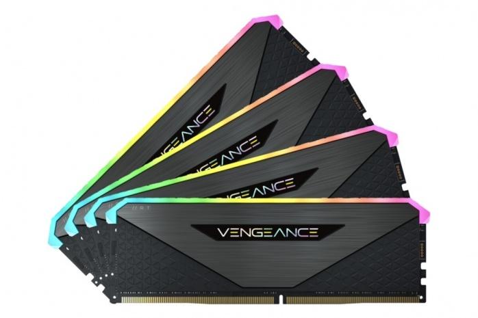 CORSAIR commercializza le Vengeance RGB RS & RT 1